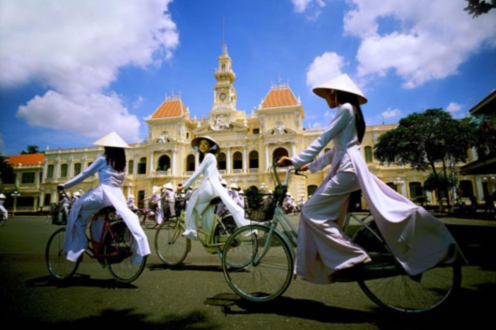 Nhớ về Saigon một thuở xa xưa Nancy