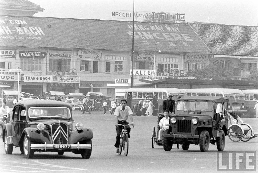 Sài Gòn 1961